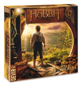 Bodegon Hobbit movie ES