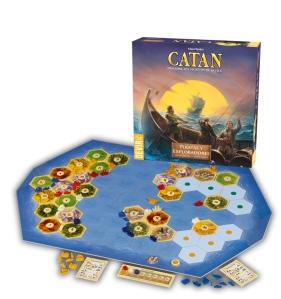La nueva ampliación de la saga CATAN